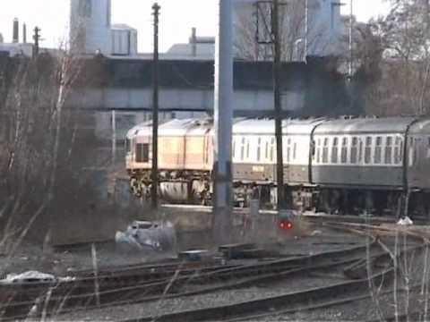 Latchford sidings warrington