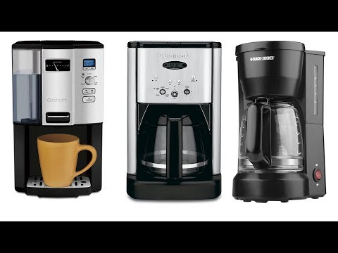 Best drip coffee maker review 2017 | Drip coffee maker review