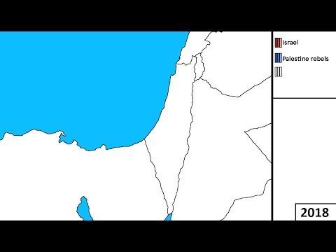 Israel-Palestine war  (Alternate Future)