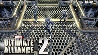 Marvel Ultimate Alliance [PC-Steam] walkthrough part 2