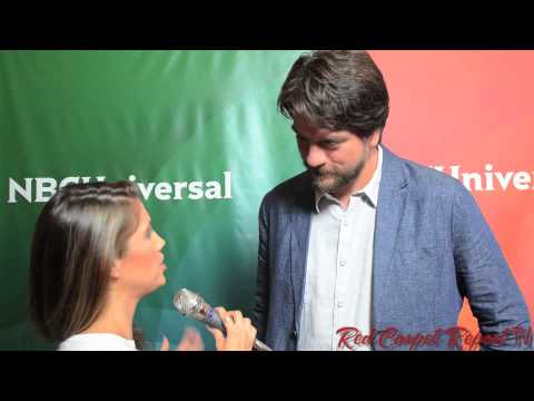 Charles Halford at NBCUniversal's 2014 Summer TCA Tour TCA14 Constantine @Charlie_Halford