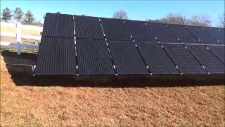 8100 Watt Solar Power System
