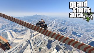 Download Video BALAPAN MOTOR PALING EXTREME !  | GTA 5 Indonesia Funny Moments MP3 3GP MP4