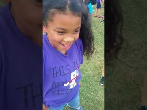 Evelyn Turlington Elementary School Field Day