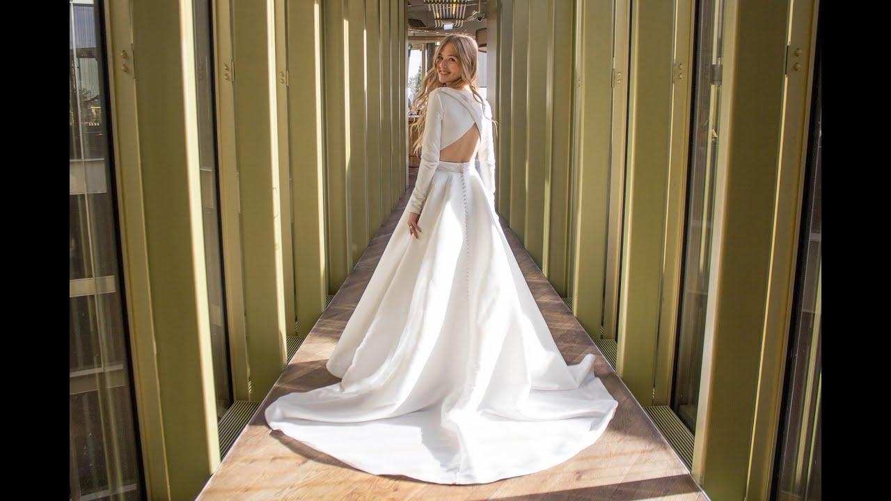 De A Lijn Trouwjurk Het Perfecte Model Bruidsjurk Voor Elke