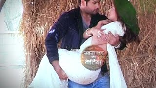 Harman and soumya love moments in the small hut.