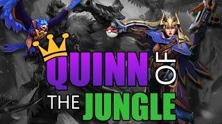 QUINN OF THE JUNGLE | EL DIA OFICIAL DEL INSULTO