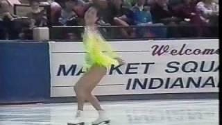 Indianapolis, Indiana, USA - 1989 Skate America, Ladies' Free Skate...