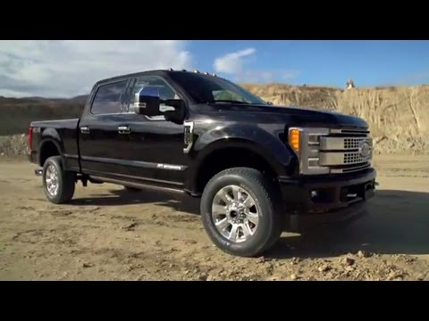 2017 Ford F 250 Super Duty Truck Review Rendered Price Specs Release Date