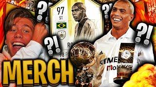 MERCHEN som SIKRER DEG en PRIME MOMENTS RONALDO på FIFA 19!! 👀🔥 **kanskje ikke men et bra draft**