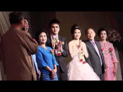คำอวยพรแต่งงาน Buay Boat Wedding