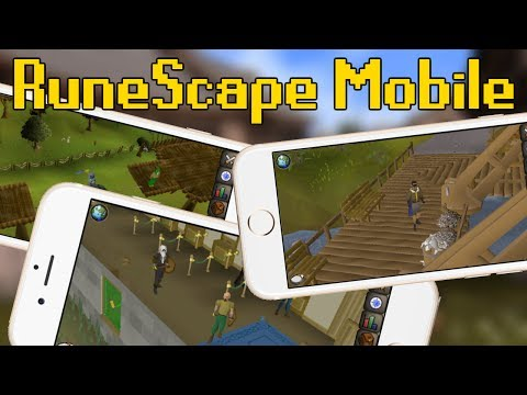 Is Jagex Making RuneScape Mobile? (OSRS/RS3)