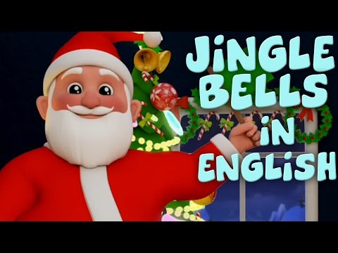 chuông leng keng | Bob chuyến tàu bài hát | Giáng sinh vần điệu | Santa Claus Song | Jingle Bells