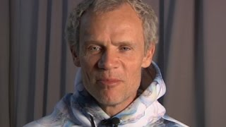 Flea Believes in Bernie Sanders