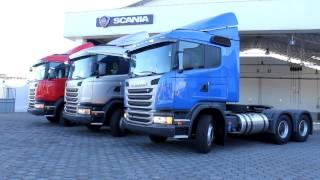 Scania G 460 2015