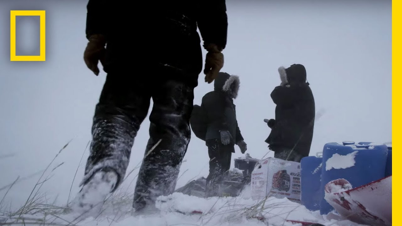 Surviving the Storm - Behind the Scenes | Life Below Zero