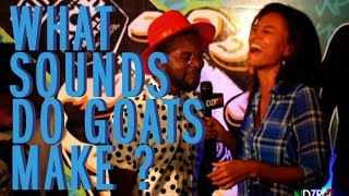 What Sounds Do Goats Make
