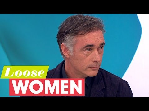 Greg Wise Talks Candidly About His Sister's Death  Loose Women