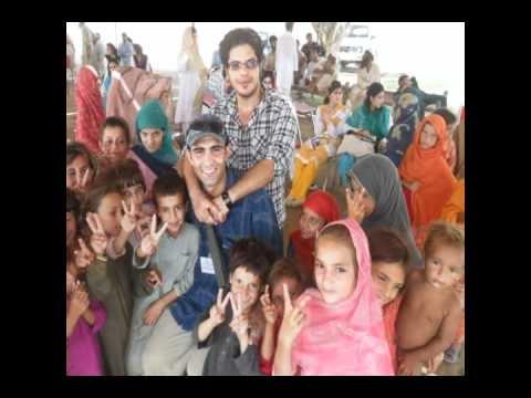 Ayub Medical College,Flood Relief Campaign.wmv