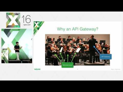 Microservices & API Gateways | Mashape