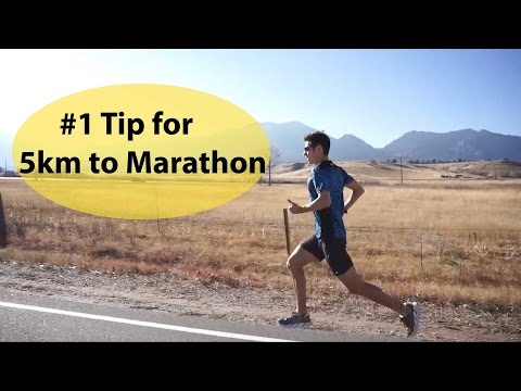 #1 Tip to Improve Stamina and Speed in Distance Running: 5k to ultra marathon