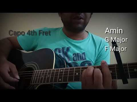 BAMB Song: Sukh-E Muzical Doctorz Feat. Badshah Guitar chords lesson by Sabir