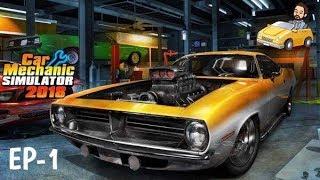 Car Mechanic Simulator 2018 (PC) - EP1 - The Apprentice