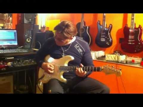 HOMEBOY ERIC CLAPTON TRIBUTE - Performance of Pino Garofalo - YouTube