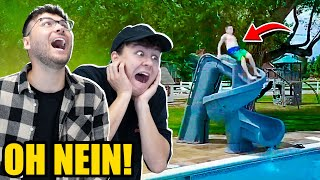 WASSERPARK FAILS EXTREM?! - REACTION