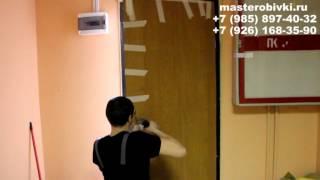 обивка металлических дверей панелями МДФ, установка замков, врезка замка(masterobivki.ru, обивка металлических дверей панелями МДФ, оклейка панелями МДФ, установка замка, врезка замков...., 2014-03-16T12:13:09.000Z)