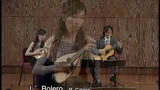 【????天使之音 曼陀林】R.Calace:Ⅰ〫Boleroボレロop.26:R.カラーチェ Mandolin陳子涵 Chen Zi Han u0026 Guitar董運昌Yunchang Dong