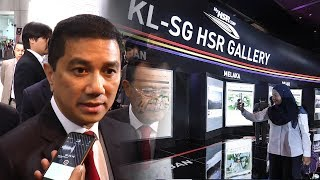 Azmin to hold second HSR meeting with Singapore minister on Friday thumbnail