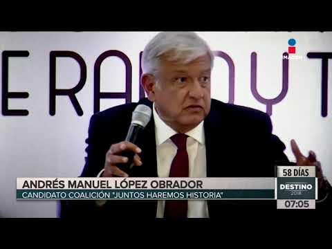 """""""Se sienten los dueños de México"""": AMLO responde a CMN   Noticias con Francisco Zea"""