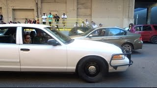 FAKE COP CARS AT A HUGE CAR SHOW (MONTAGE)