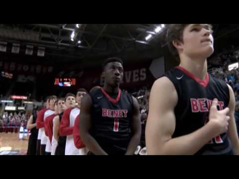 2016 IHSA Boys Basketball Class 4A Championship Game: Chicago (Curie) vs. Lisle (Benet Academy)
