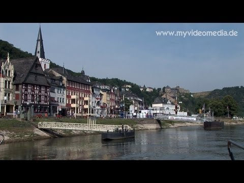 St. Goar, Loreley, Mittelrhein - Germany HD Travel Channel
