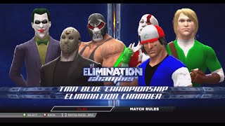 TMN PPV: Northern Lights 3 (7/2/15) WWE2K15