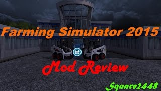 Farming Simulator 2015 Mod Review #8 Machinery Rental