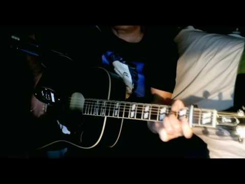 Everybody Knows ~ Leonard Cohen - Don Henley ~ Cover w/ Epiphone Dove LE EB & BT ~ Tribute