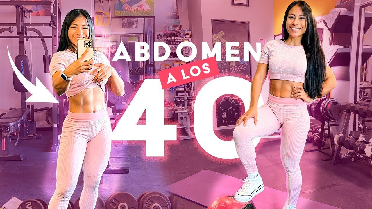 ABDOMEN PLANO A LOS 40 - YouTube