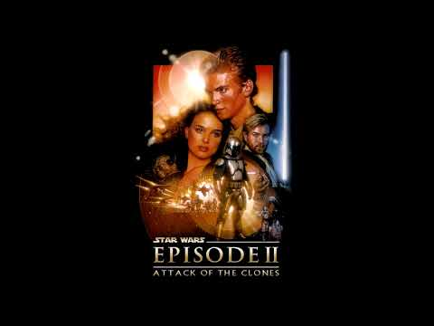 """Star Wars Episode 2 Complete Score- """"End Credits"""" (Film Mix)"""