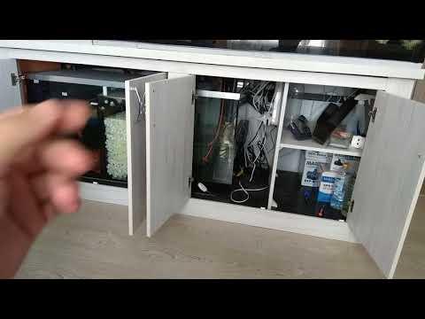 Подставка для аквариума из металла своими руками