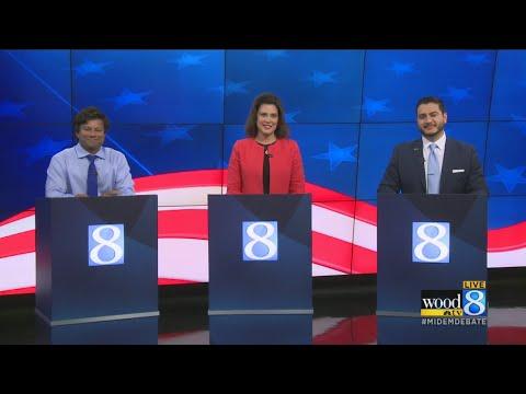 Democratic Debate for Governor of Michigan