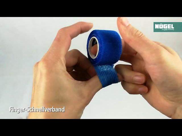 Finger Schnellverband
