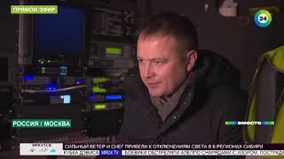 Эфир с Майдана: как «МИР» работал под пулями