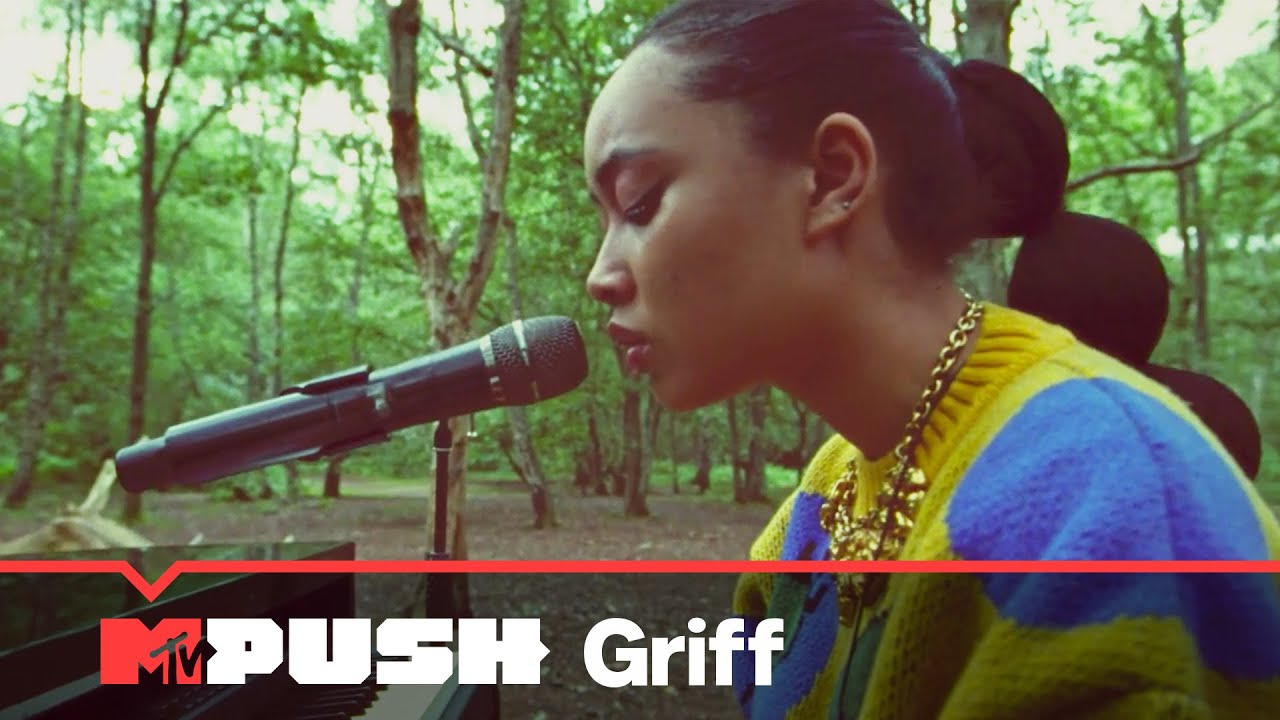 Griff Performs 'One Night' & 'Good Stuff' + Exclusive Interview | MTV Push