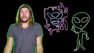Is Sleep Paralysis Giving You Night Terrors? (Because Science w/ Kyle Hill)