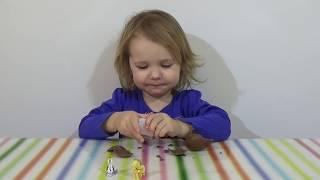 Сюрпризы/ обзор игрушек