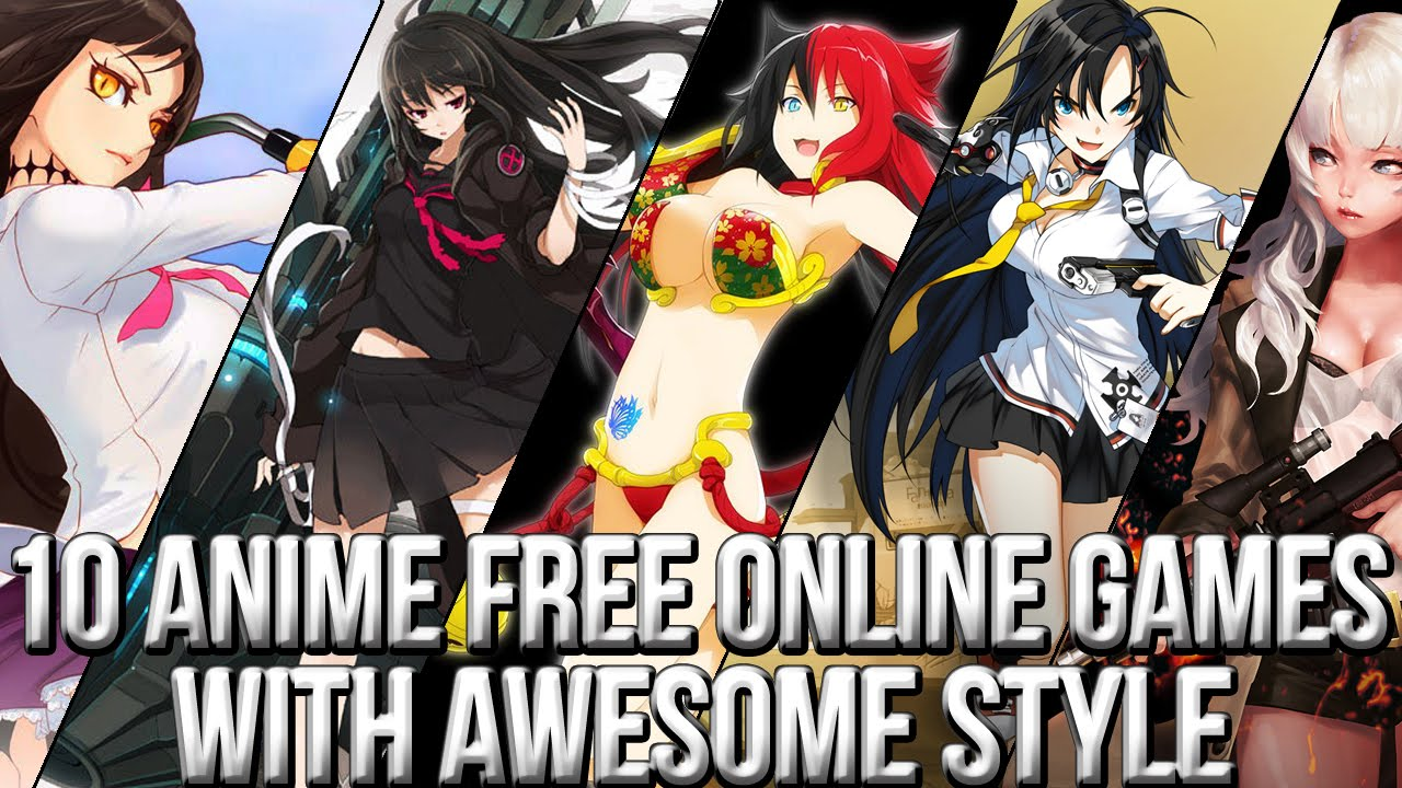 10 Anime Free Online Games With Awesome Trailers And Style