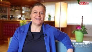 #wiröffnen   Susi Dörflinger, Schlosshotel Bludenz
